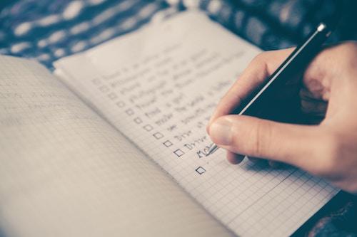 Waarom je altijd een lijst met blogonderwerpen wilt hebben