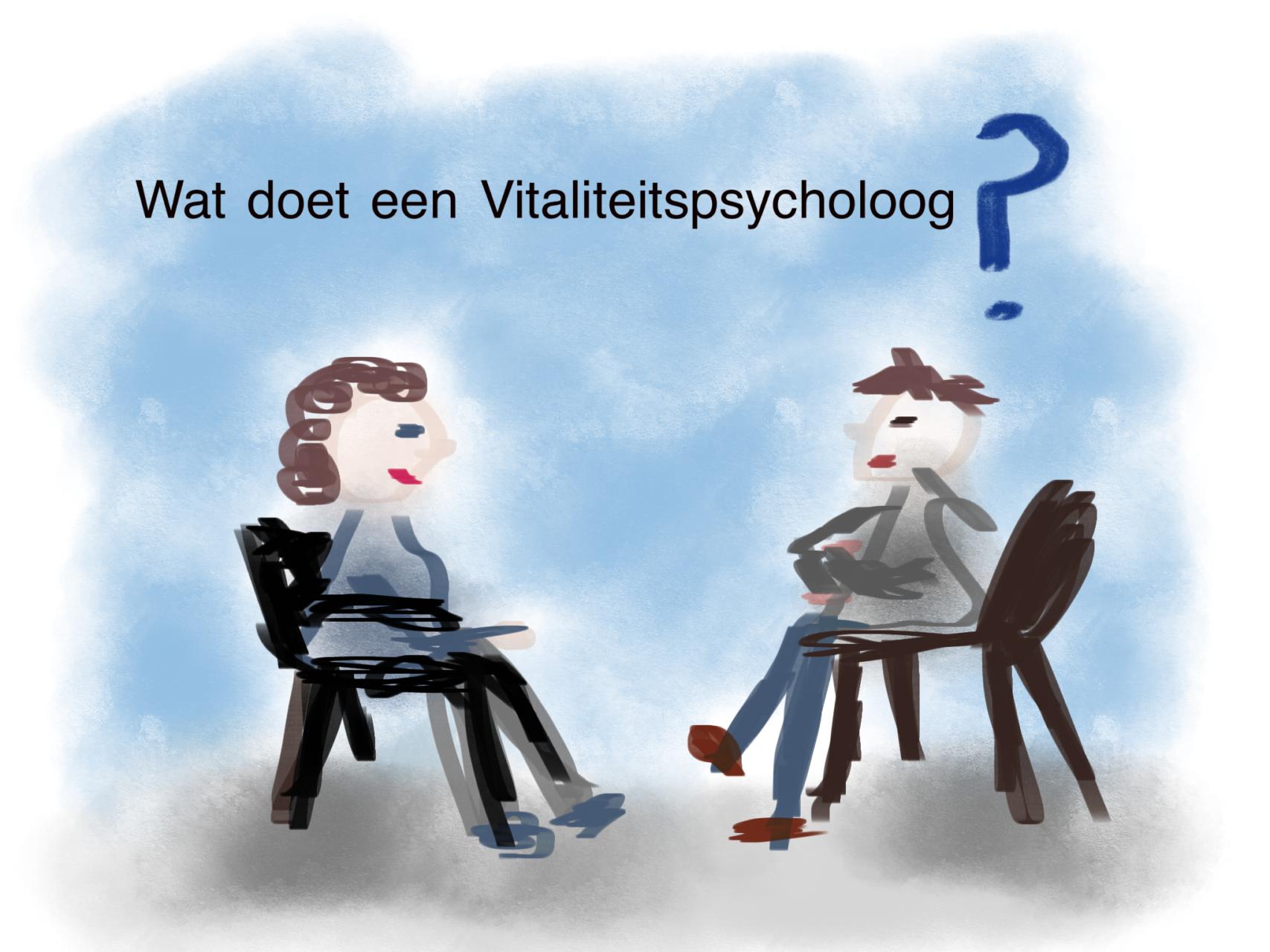 Wat doet een Vitaliteitspsycholoog?
