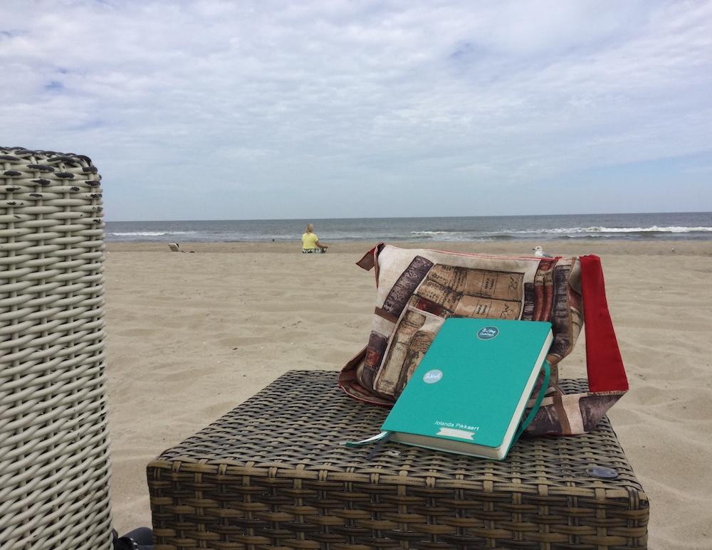 Ga met je schrijfboekje op vakantie
