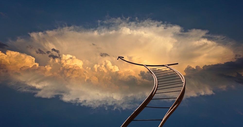Een weg naar de hemel