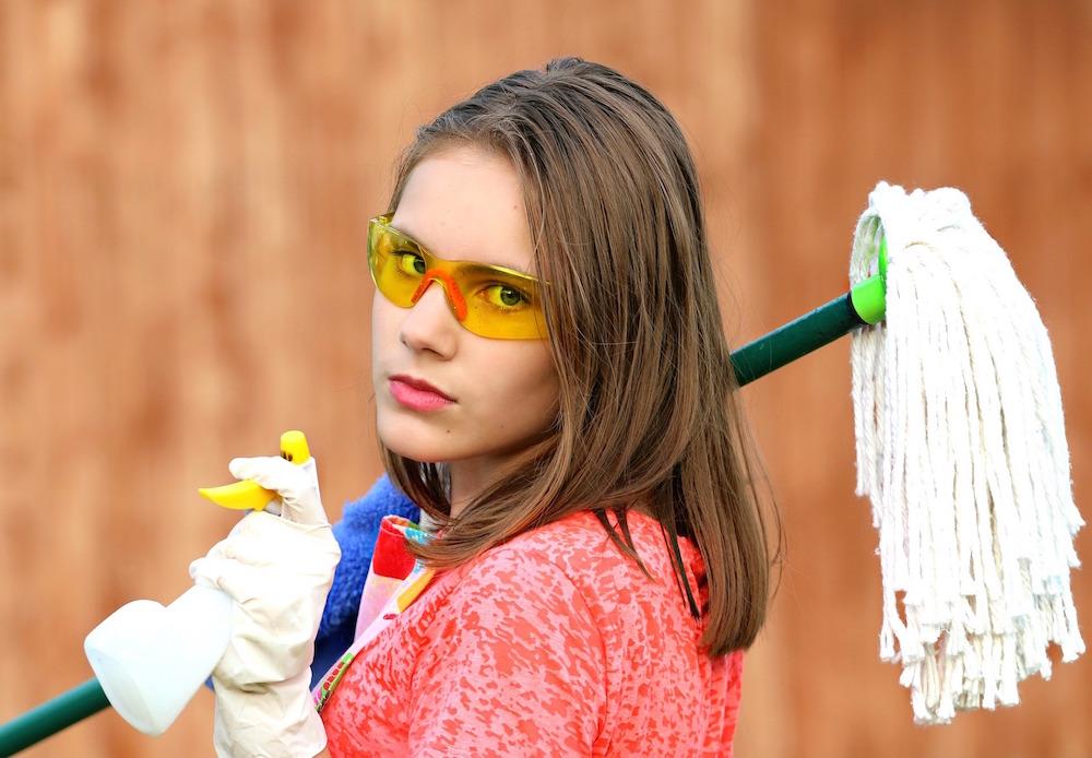 10 Tips voor jongeren om die rotklusjes te doen