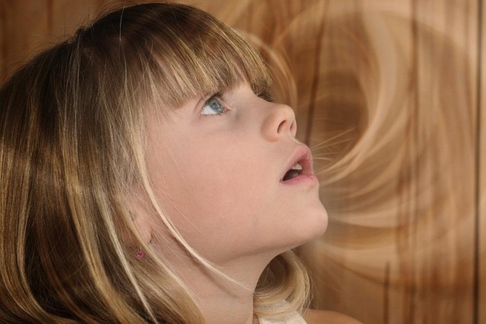 Nieuwetijdskinderen bekijken de wereld vanuit hun hart