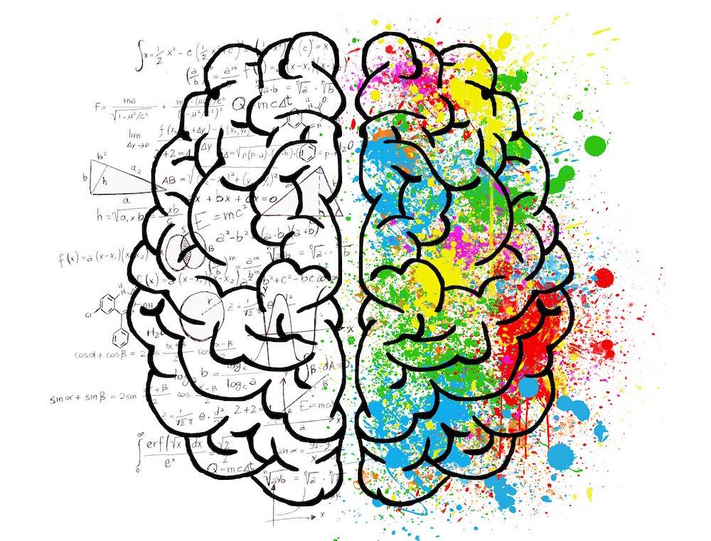 Creativiteit in je kindertijd vs dementie