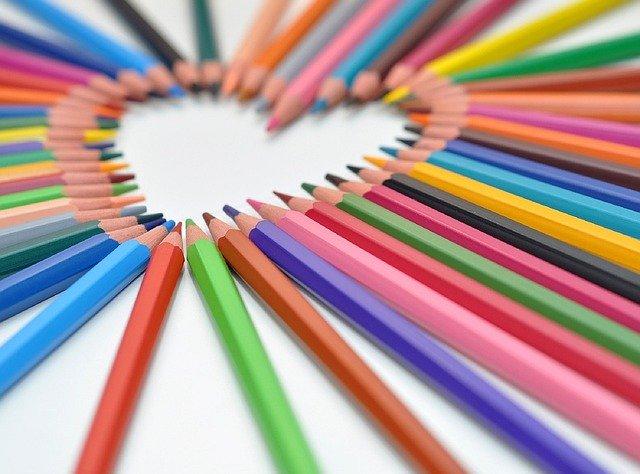 Gebruik jij kleuren voor jouw creativiteit of voor communicatie?