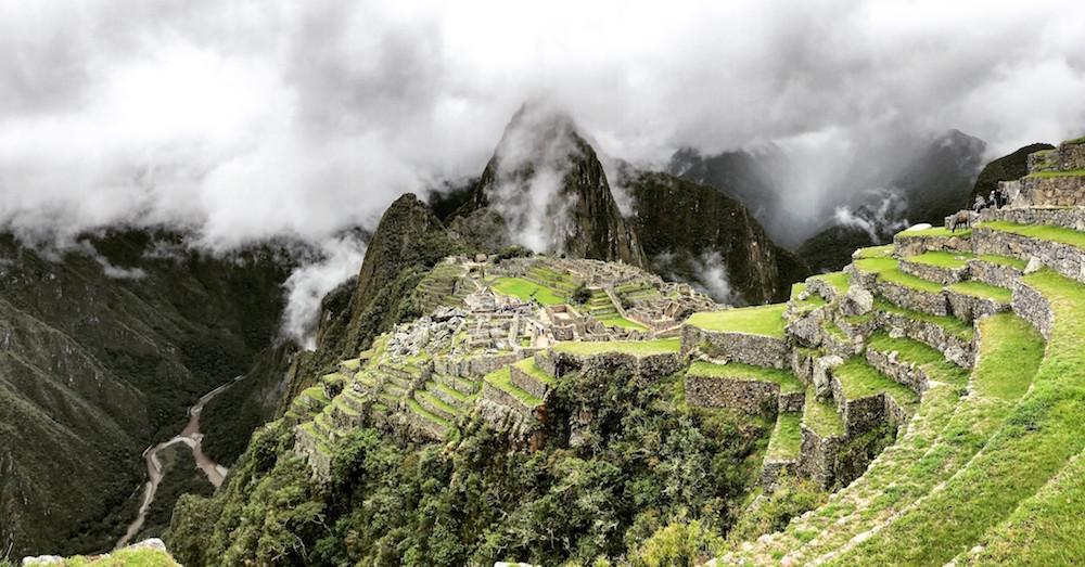 Naar het land van de Inca's