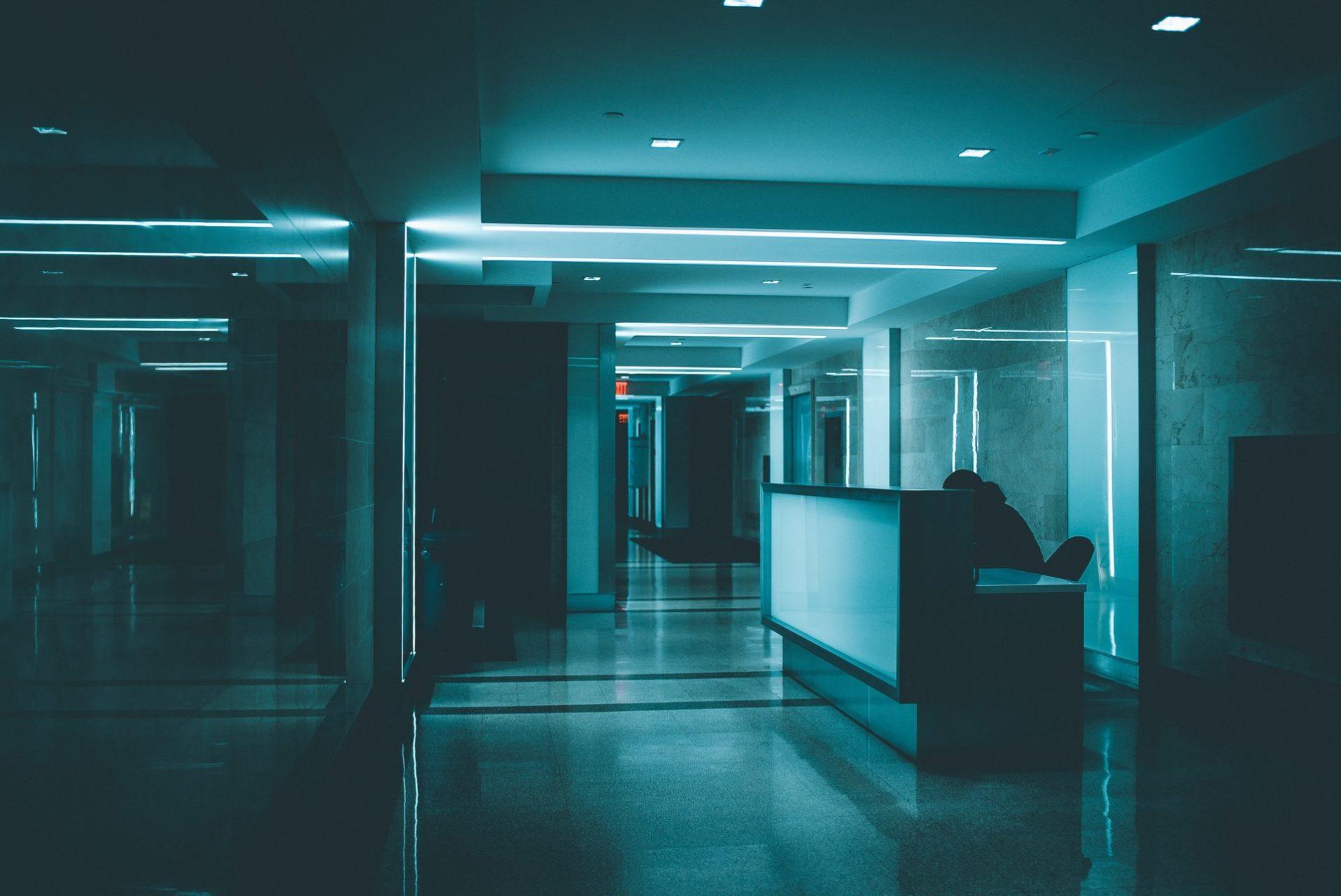 Nachtdienst in het ziekenhuis