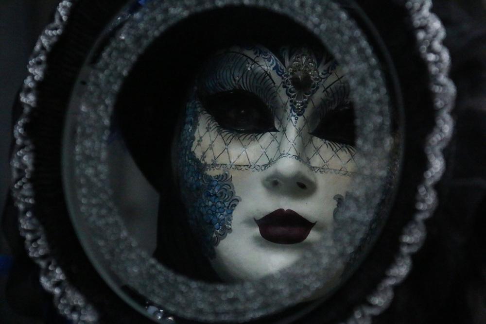 Spiegeltje spiegeltje aan de wand