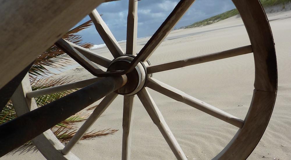 Sta jij in het centrum van het wiel van je onderneming?