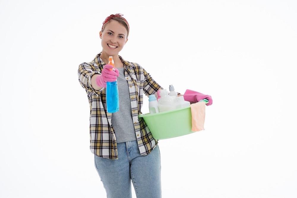 Waarom mijn liefde voor schoonmaken groeit