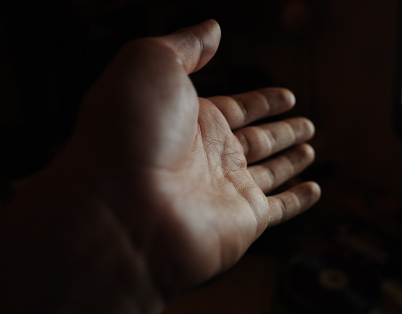 Hoeveel uitgestoken handen heb je nodig?