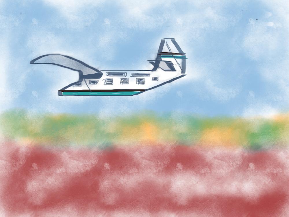 Ik ben geen Flying Doctor geworden