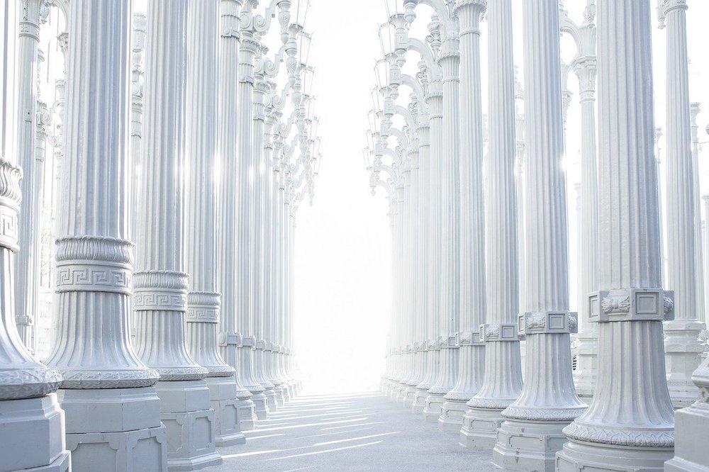 Geld heeft de gave van wit licht