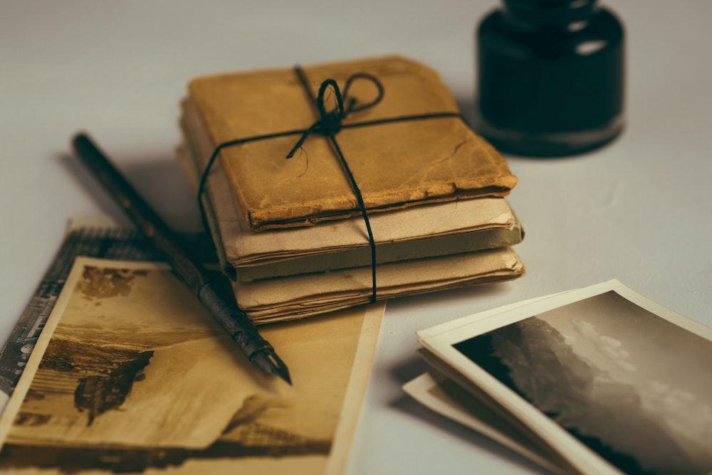Schrijf gewoon eens een brief(blog)