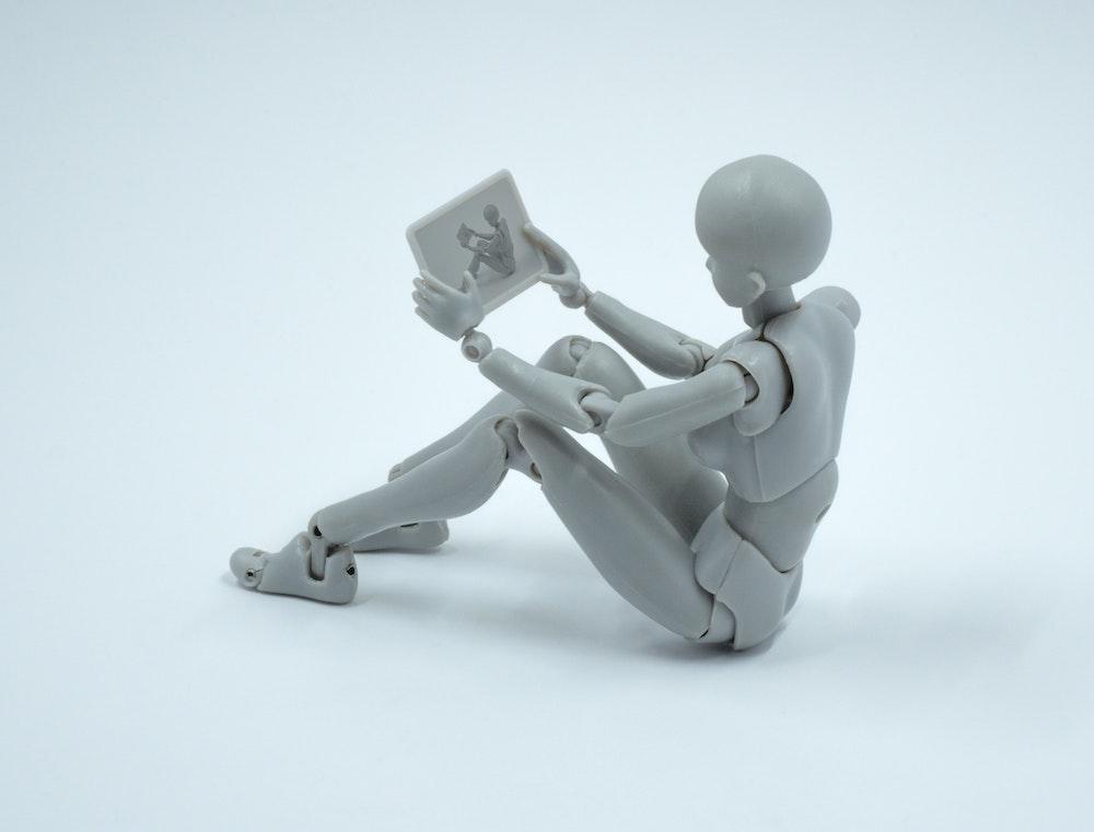 Wil je gevonden of gelezen worden?