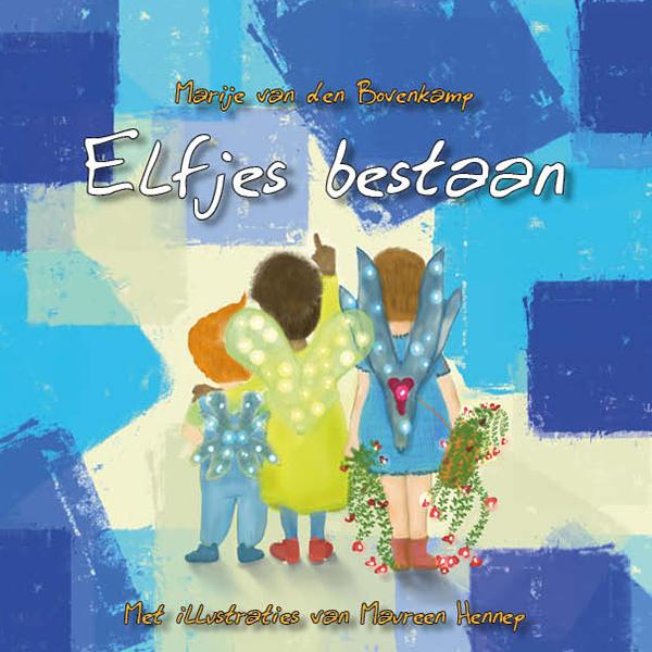 Hij komt eraan: Mijn eerste kinderboek