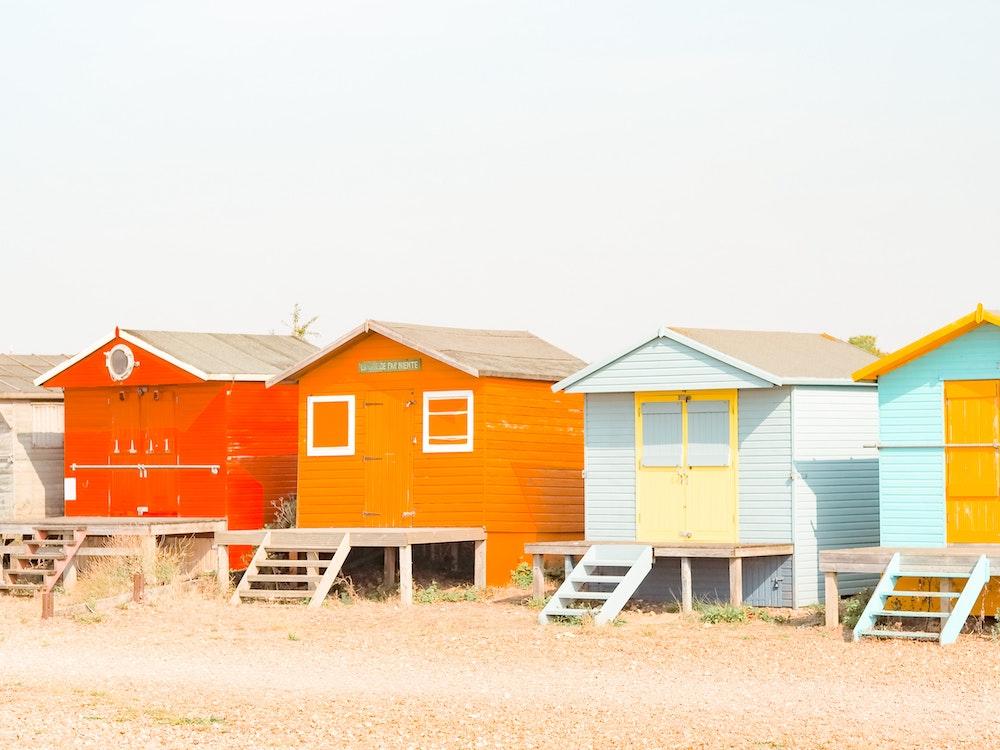 Mijn droom waarmaken in een huisje aan zee
