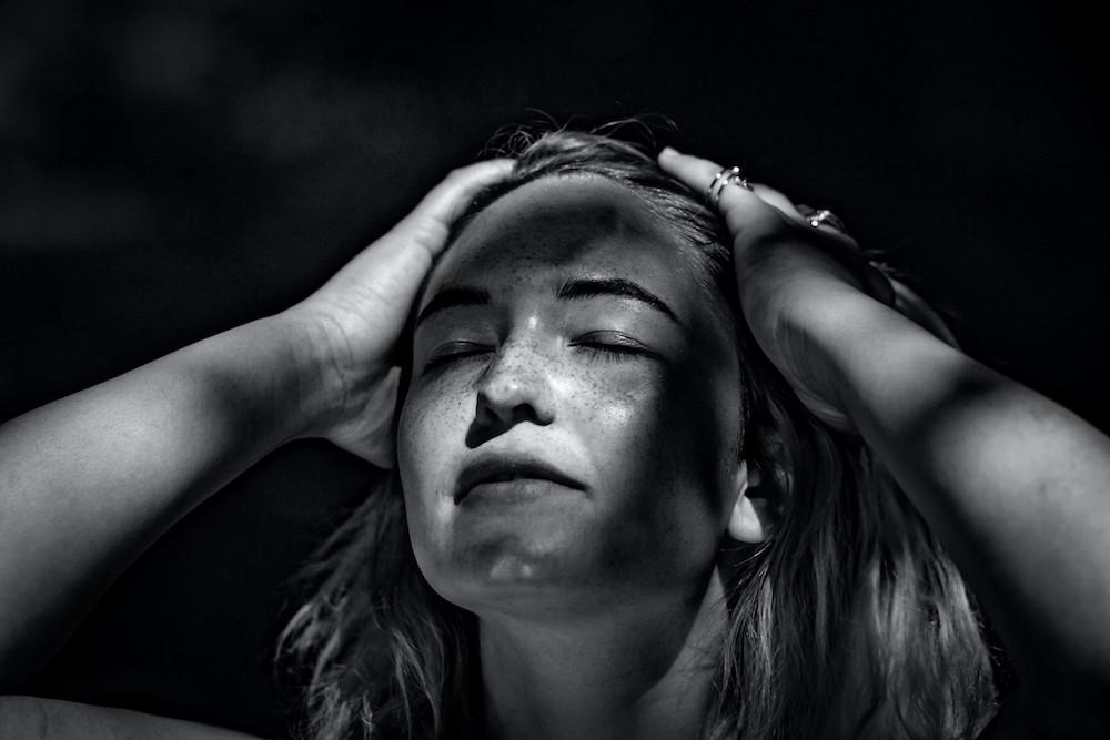 3 Manieren om je hoofd leeg te maken