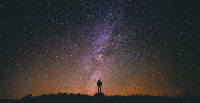 De magie van de nacht