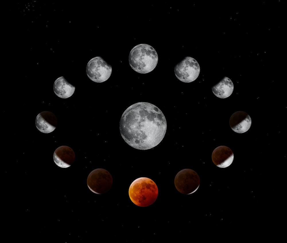 Wanneer is het volle maan in 2021?