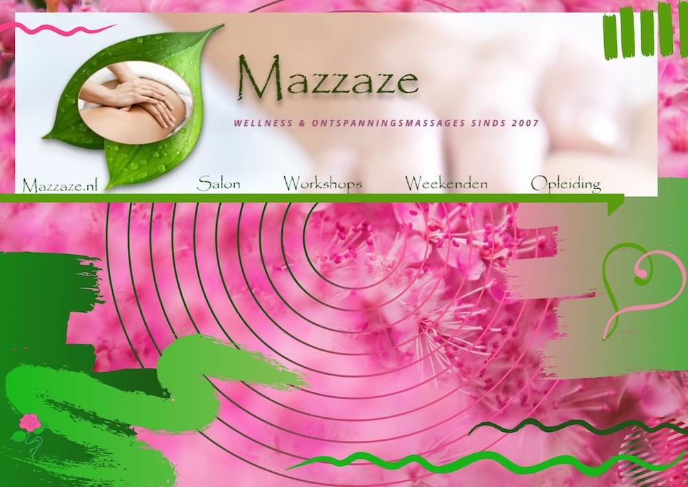 Ook weten waarom roze en groen perfect passen bij massages?
