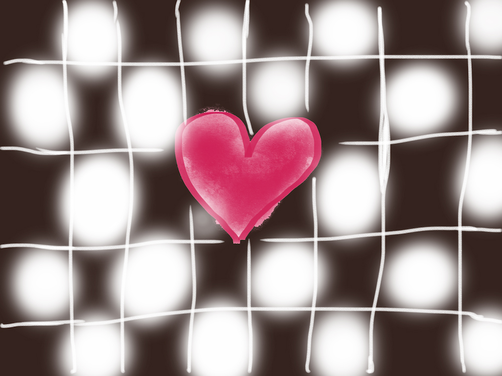 Oude liefde roest niet