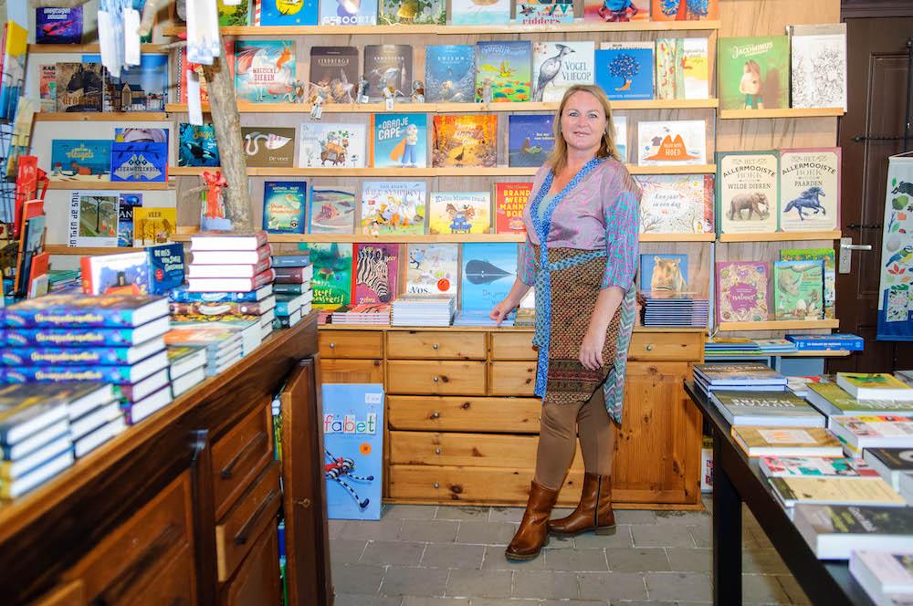 """""""Mijn moeder is kinderboekenschrijfster"""""""