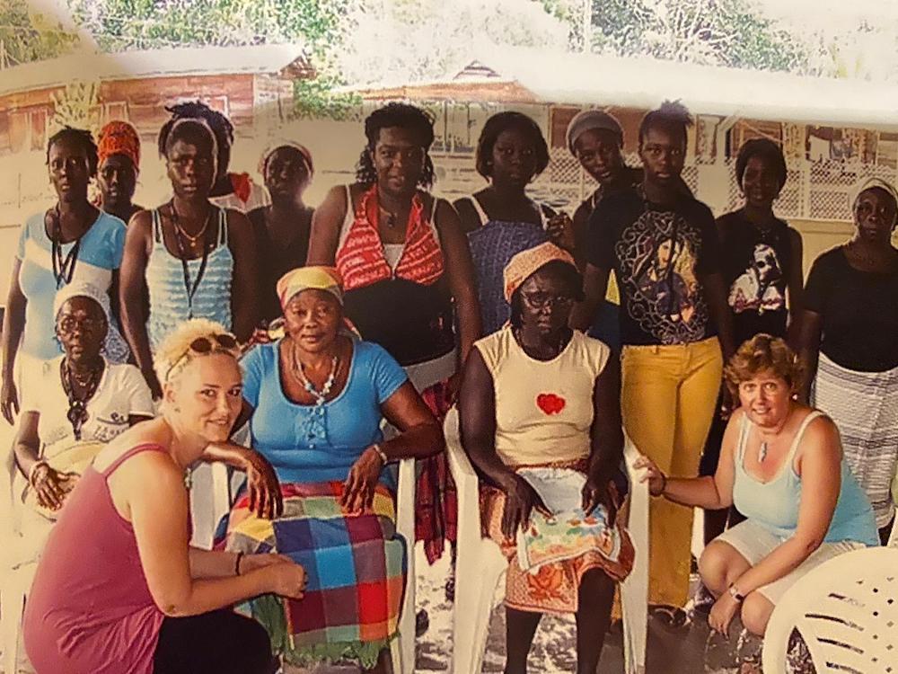 De vrouwen van Wanhatti
