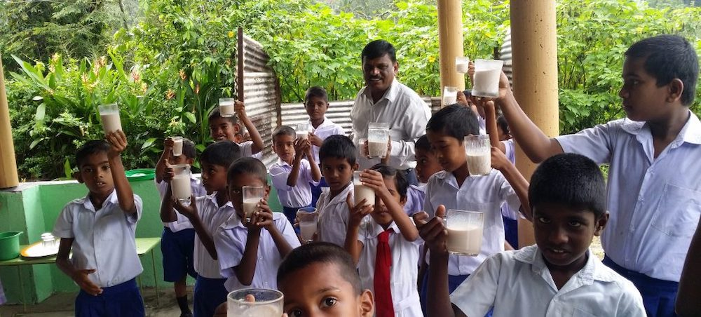 Ontmoet mensen waar zij zijn, ook of juist in Sri Lanka