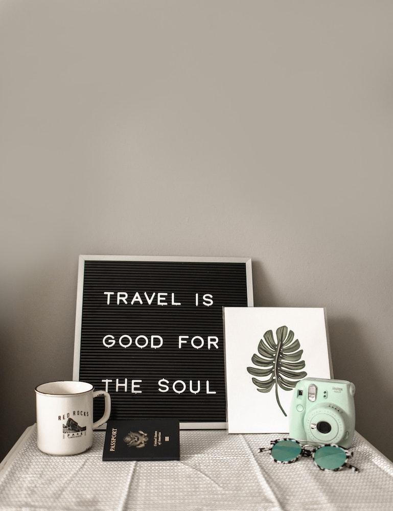 3 Schrijfoefeningen voor op reis
