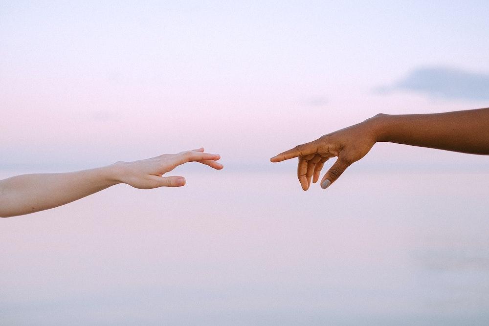 Als geven en ontvangen door elkaar lopen
