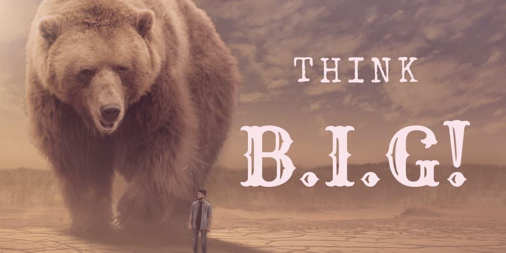 Een YouTube-kanaal beginnen? Think B.I.G!