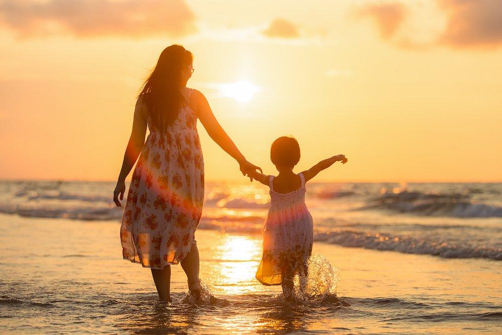 Hoe je als perfectionistische moeder het hoofd boven water kan houden