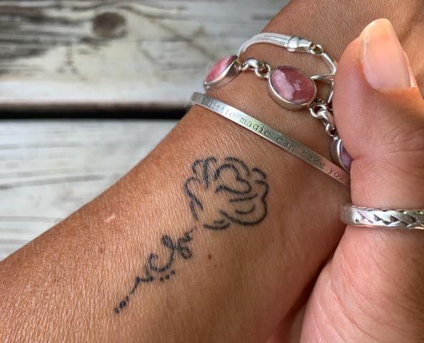 Mijn tattoo is mijn anker voor levensliefde