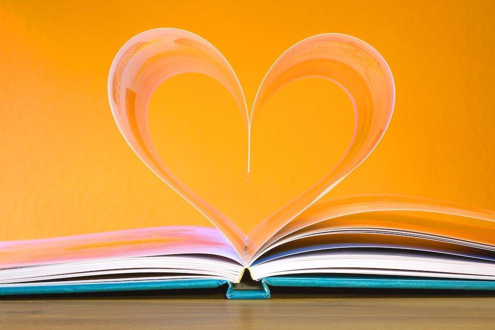 Verliefd op al die boeken